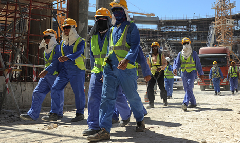 Qatar pressed to protect World Cup workers as deaths continue to rise #Shame #Soccer | Saif al Islam | Scoop.it