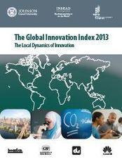 Índice Mundial de Innovación 2013: Los EE.UU. se unen a las cinco naciones más innovadoras y Suiza se mantiene en el primer puesto – Las dinámicas locales, elemento clave para superar la brecha mun... | Innova.it! | Scoop.it