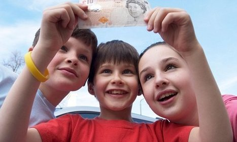 How money can make children as young as three more selfish | Kickin' Kickers | Scoop.it