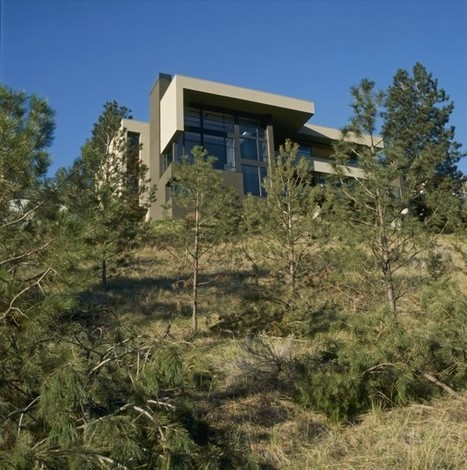 Mosewich House by D'Arcy Jones Design | sustainable architecture | Scoop.it