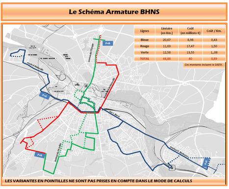 """#Amiens Appel d'offres : Conception et réalisation de trois nouvelles lignes de bus à haut niveau de service   """"Conférence environnementale et transition énergétique""""   Scoop.it"""