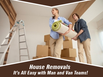 House Removals -It's All Easy with Man and Van Teams! | Superman | Scoop.it