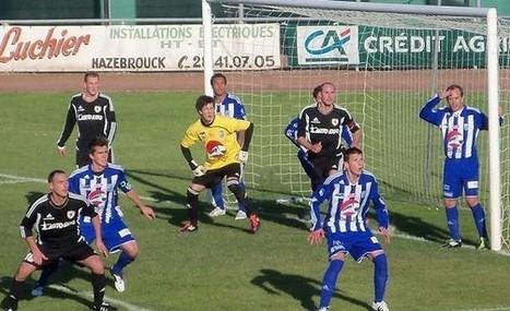 USL Dunkerque - Contre vents et marées   Une Région De Sports   Scoop.it