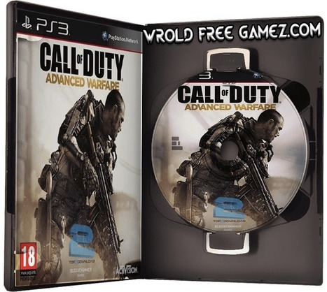 Call of Duty Advanced Warfare PS3 Game Free Donwload   Ultimate Gaming Zone   Fully Top 10 Gamez   Scoop.it