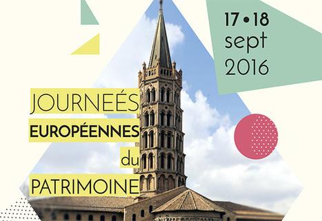 Journées européennes du Patrimoine - Lire - Toulouse cultures | Culture Toulouse | Scoop.it