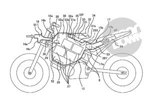 Electric motorcycle patent from Kawasaki | Windmill Cycles, Inc. | Scoop.it