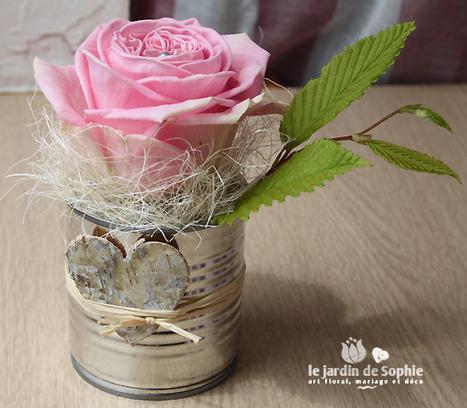 D coration florale mariage blog id es et d 39 inspiration for Decoration jardin pas chere