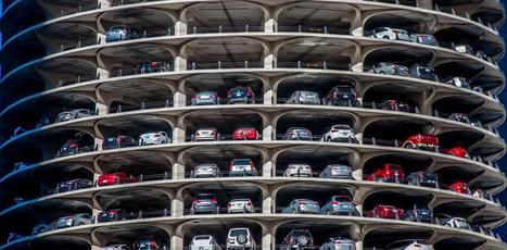 Here's what maths can teach us about how to design the perfect car park | CLOVER ENTERPRISES ''THE ENTERTAINMENT OF CHOICE'' | Scoop.it
