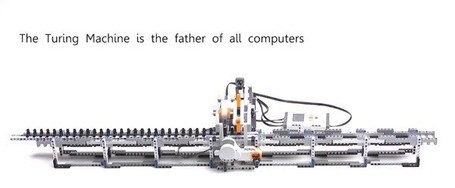 Alan Turing's breakthrough machine gets a loving Lego tribute (video) | The Robot Times | Scoop.it
