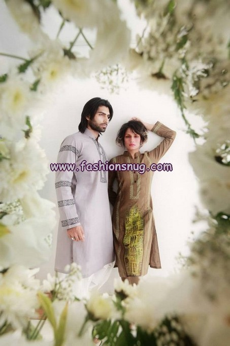 Arsalan Iqbal Summer Collection 2013 For Boys and Girls | Fashion Blog | Scoop.it