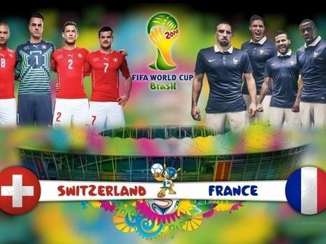 Kunena :: Thema: @FIFA@Switzerland vs France 2014 Live Streaming (1/1)   sportsfifa   Scoop.it