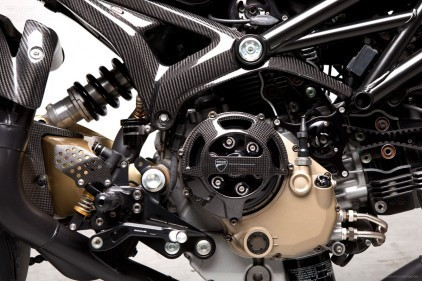 Ducati Monster 1100R by Arrick Maurice | motorivista.com | Desmopro News | Scoop.it
