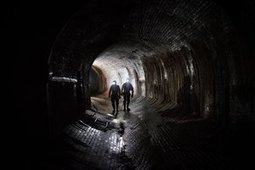 Hidden city: London's sewer men at work – in pictures | Urban Exploration | Scoop.it