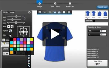 T-Shirt design Software the perfect solution for your magento e-commerce store/website | Personalize Your Products With Online Design Tool From Design'N'Buy | Scoop.it