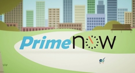 Amazon Brings One-Hour Delivery To Baltimore and Miami | Peer2Politics | Scoop.it