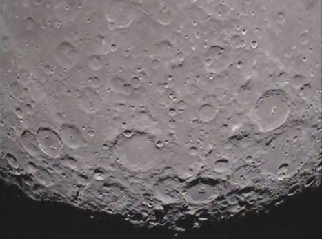 NASA Mission Gets On The First Video From Moon's North Pole | Good news from the Stars | Scoop.it