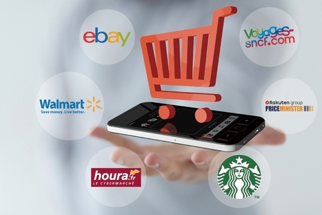 Les success stories du m-commerce | Marketing, ... | marketing mobile | Scoop.it