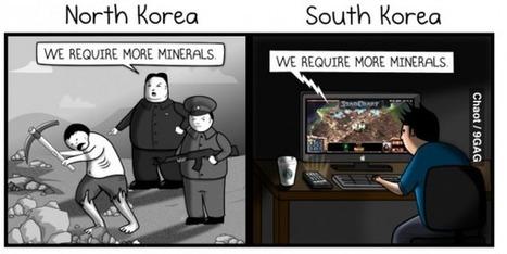 Les Anonymous s'attaquent à la Corée du Nord | Geeks | Scoop.it
