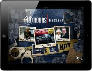 TV's '48 Hours' Brings Mystery to the iPad | Transmedia + Storyuniverse | Scoop.it
