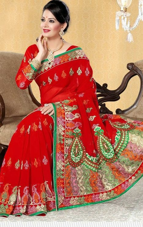 Designer Sarees – Popularity And Importance To Indian Tradition | Online shopping | Scoop.it