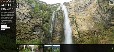 Catarata de Gocta | Education for Sustainable Development | Scoop.it