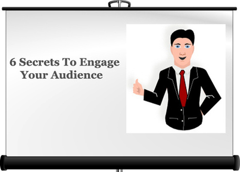 6 Secrets To Engage Audience During A PowerPoint Presentation | PowerPoint Presentation | The Slothful Cybrarian | Scoop.it