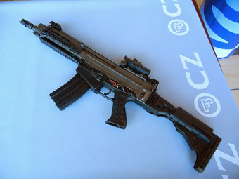 CZ Redesign its Weapons According to the Experience of Czech ... | Czech Army in the world | Scoop.it