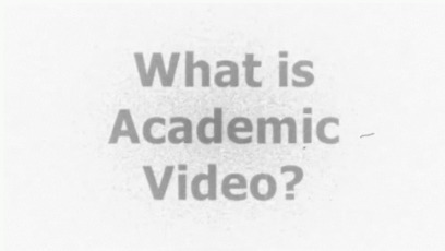 Reflections on academic video | Digital media for teaching and learning | Scoop.it