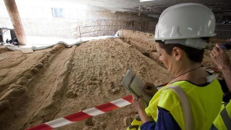 Barcelona: El mercado de Sant Antoni incluirá un museo de la Via Augusta   Arqueología romana en Hispania   Scoop.it