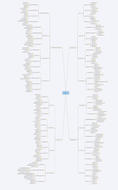 Cocon sémantique et meta-mots, duo gagnant | SI mon projet TIC | Scoop.it