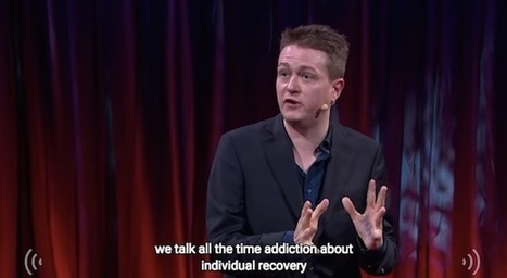Johann Hari: Everything you think you know about addiction is wrong - About Psychology Degrees   Psychology Matters   Scoop.it