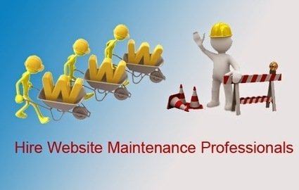Web Maintenance Services - Key to Successful Online Business ~ TechnoScore | Development & Conversion Services | Scoop.it