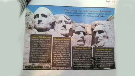 School's Nation of Islam handout paints Founding Fathers as racists   News You Can Use - NO PINKSLIME   Scoop.it