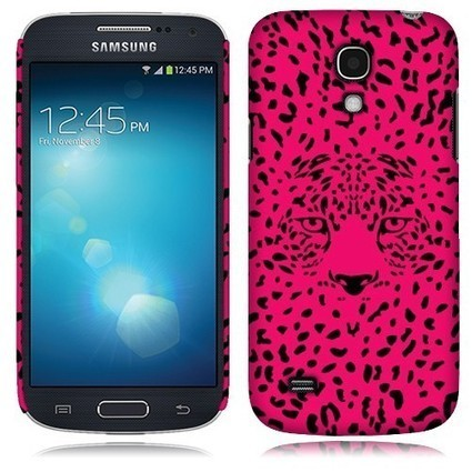 Customize with Samsung Galaxy S4 mini I9190 Back Cover Case - Pink Cheetah Shipped Free | What is the best Accessories for Cell Phone, tablet and MP3 | Scoop.it