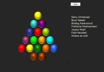 Merry Christmas - Buon Natale - Boldog Karácsonyt! - E90E50 fx | FrankensTeam's Excel Collection | Scoop.it