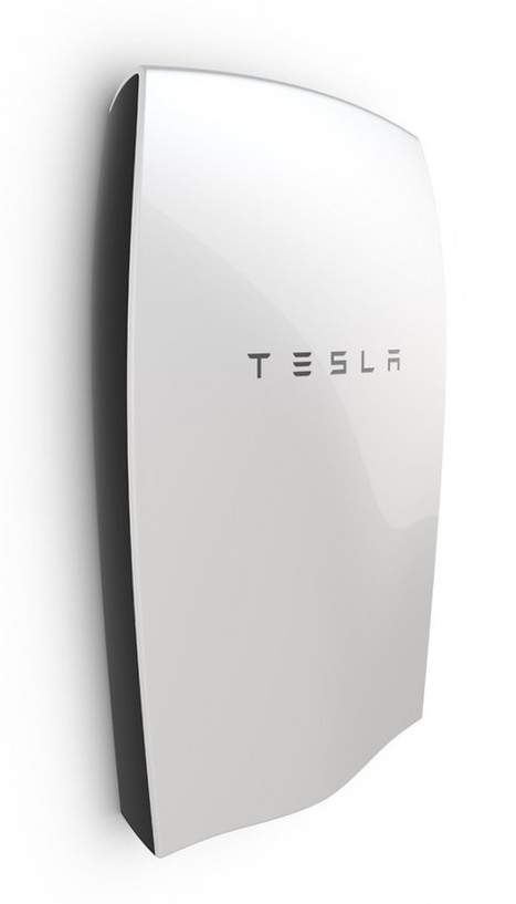 Tesla Starts Off 2016 By Producing & Delivering Powerwall | Green Innovation | Scoop.it