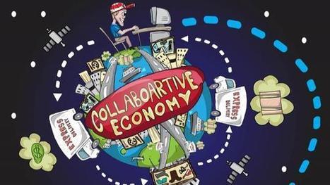 L'économie du partage   Consommation collaborative   Scoop.it