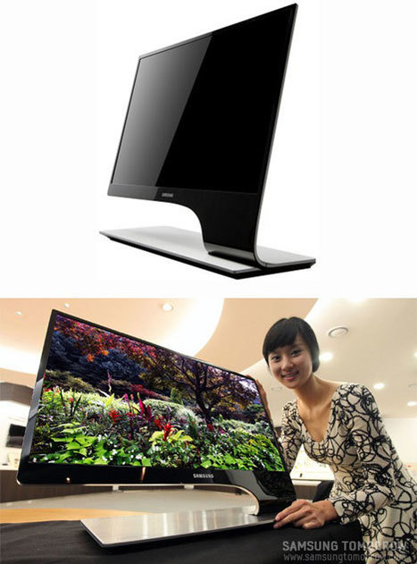 Unusual-looking product from Samsung's design department   Art, Design & Technology   Scoop.it