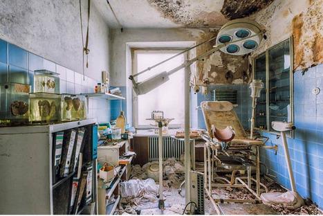 Des lieux abandonnés fascinants photographiés par Christian Richter (Urbex) | Curiosités planétaires | Scoop.it
