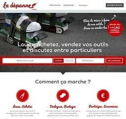 Comment les retailers français s'approprient l'économie collaborative | Innovation sociale | Scoop.it