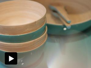 1 minute, 1 objet #2 Globo, la fibre bambou | décoration & déco | Scoop.it