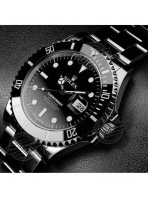 ROLEX SUBMARINER BLACK | Timesnwatch.PK | Scoop.it