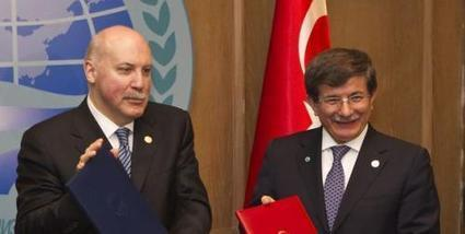Davutoglu: Turkey first NATO state with Shanghai Cooperation ... | Northern Distribution Network and New Silk Road | Scoop.it