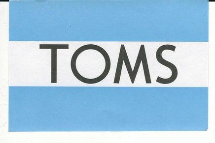 Toms Shoes implique habilement ses clients | L'actualité de la filière cuir | Scoop.it