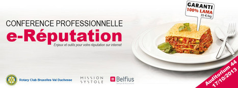 e-Reputation Day le 17 Octobre | #VeilleDuJour | Scoop.it