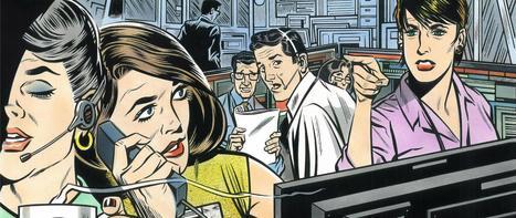 Exclusif : 24 heures dans la vie d'une espionne de la DGSE | A Voice of Our Own | Scoop.it