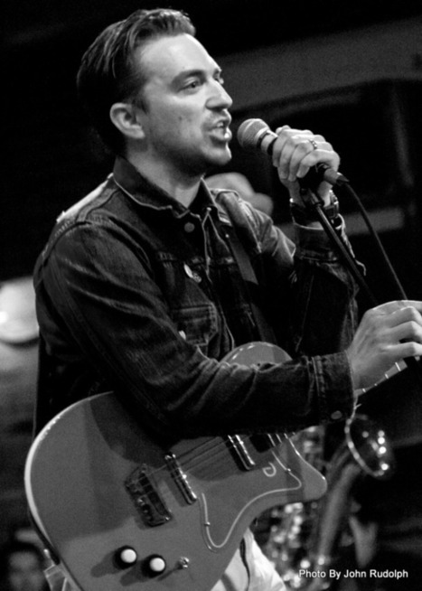 JD McPherson is in the right place and time | Rockabilly | Scoop.it