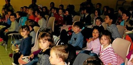 MFR.  Heure du conte pour les enfants | MFR PLOUNEVEZ-LOCHRIST | Scoop.it