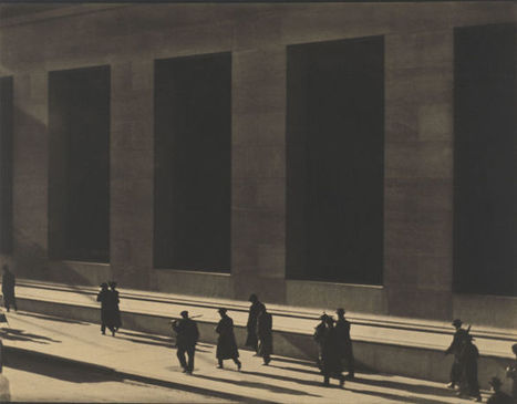 Paul Strand's Sense of Things - The New Yorker | Backstage Rituals | Scoop.it
