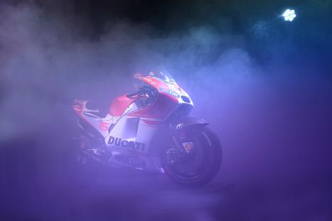 GP15 Unveiling photo gallery | Ductalk Ducati News | Scoop.it